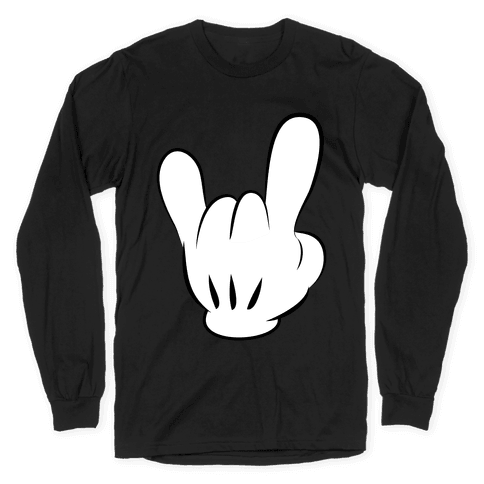 Rock On Long Sleeve T-Shirt