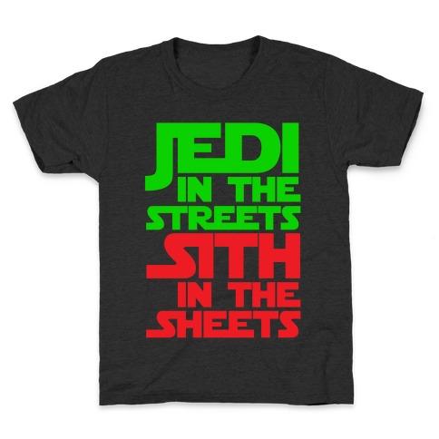 Jedi in the Streets Kids T-Shirt