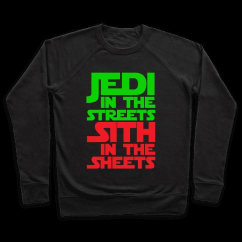 Jedi in the Streets Pullover