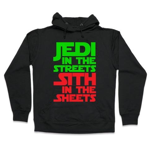 Jedi in the Streets Hooded Sweatshirt