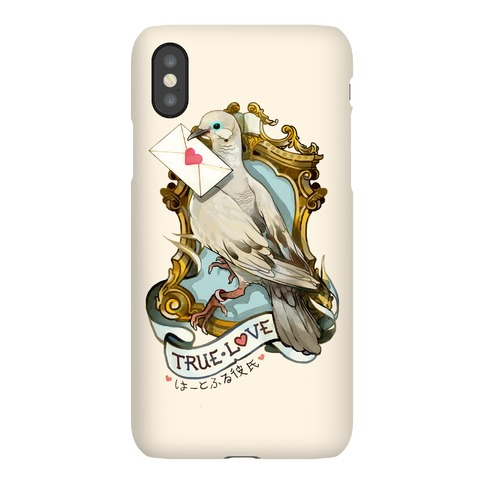 Pigeon Boyfriend Phone Case