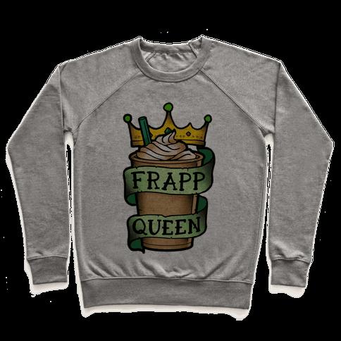 Frapp Queen Pullover