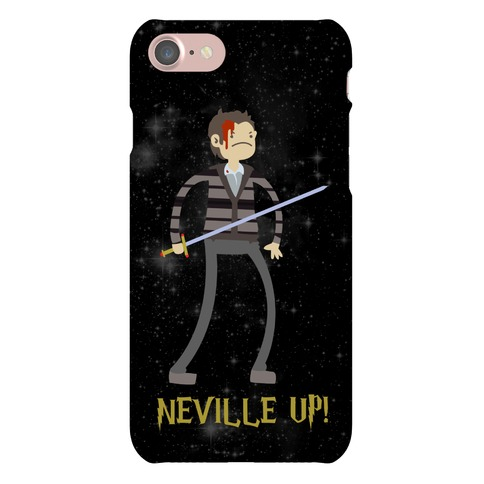 Neville Up Phone Case