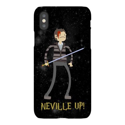 Neville Up Phone Case