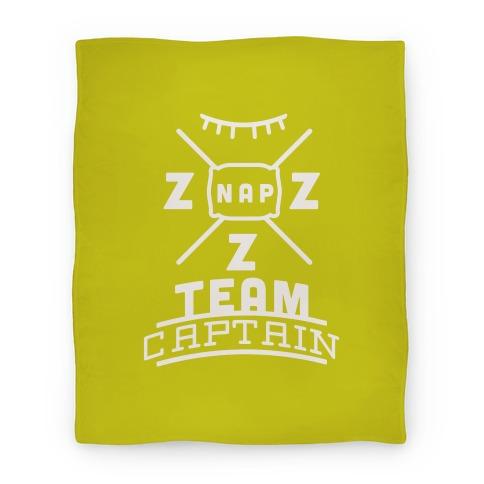 Nap Team Captain Blanket