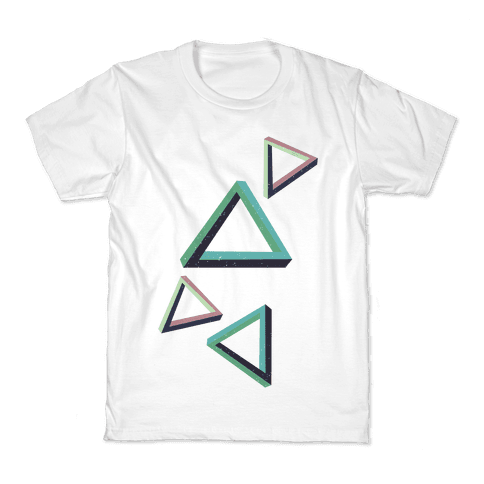 The Impossible Triangle Kids T-Shirt