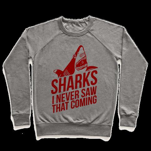 Sharks! Pullover