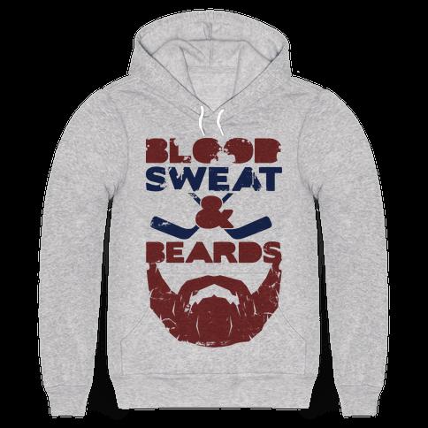 Blood Sweat and Beards