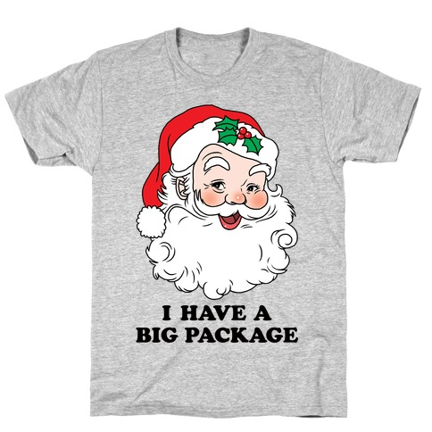 Santa's Package T-Shirt
