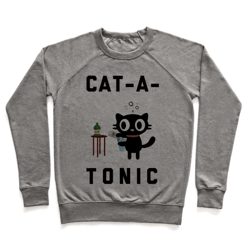 Cat-A-Tonic Pullover