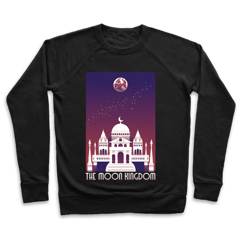The Moon Kingdom Pullover