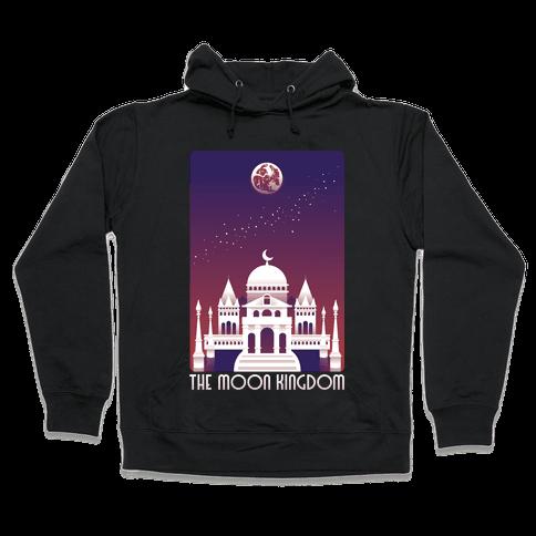 The Moon Kingdom Hooded Sweatshirt
