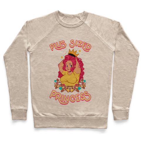 Plus Sized Princess Pullover