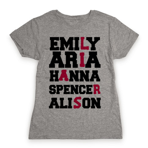 The Liars Womens T-Shirt