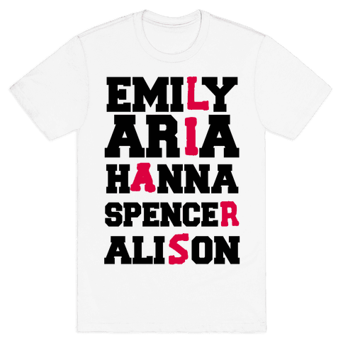 The Liars Mens T-Shirt