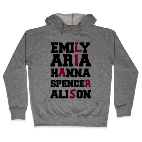 The Liars Hooded Sweatshirt