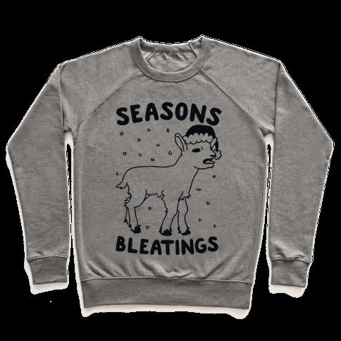 Seasons Bleatings  Pullover