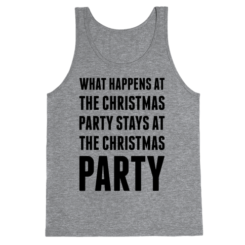 Christmas Party Tank Top