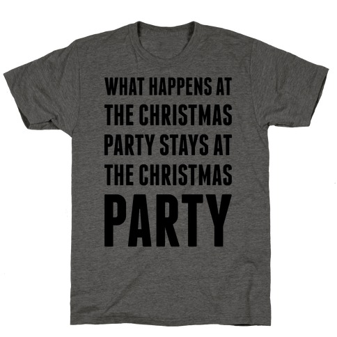 Christmas Party T-Shirt