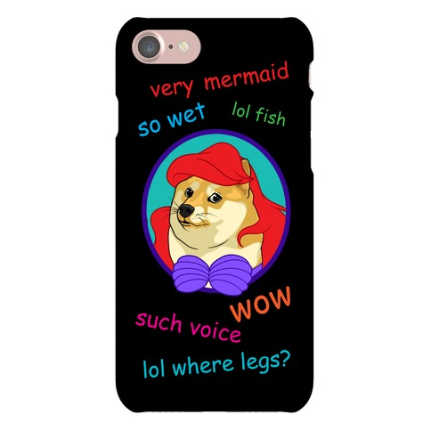 The Little Dogemaid Phone Case