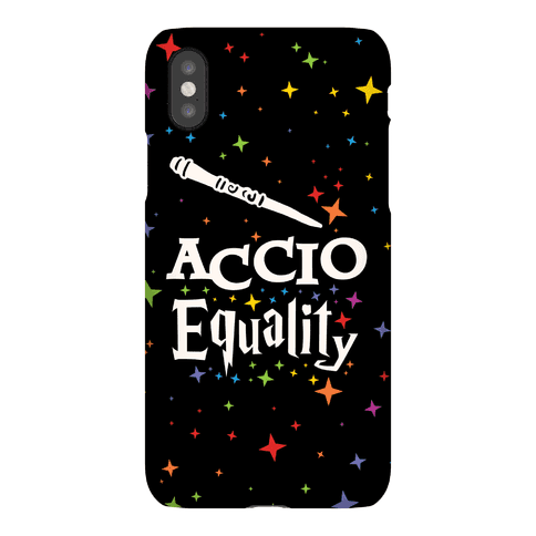 Accio Equality! Phone Case