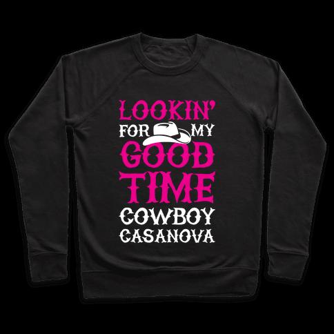 Cowboy Casanova Pullover
