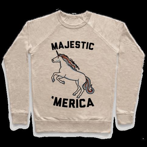 Majestic 'Merica Pullover