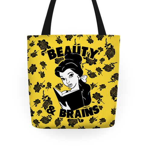 Beauty & Brains Tote