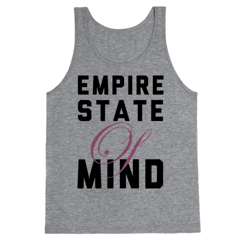 Empire State Of Mind Tank Top