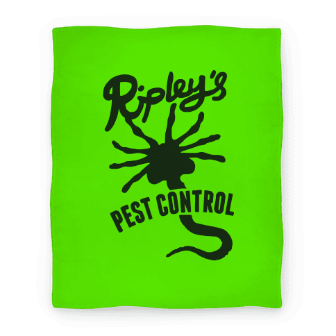 Ripley's Pest Control Blanket