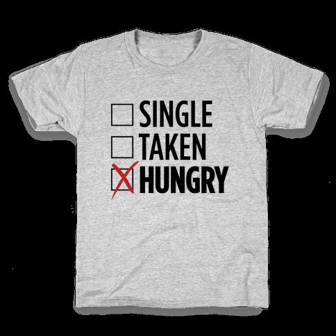 Status: Hungry Kids T-Shirt