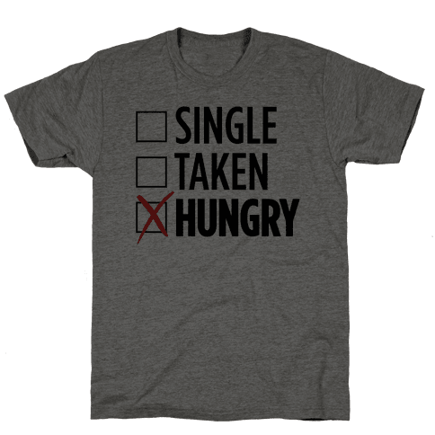 Status: Hungry