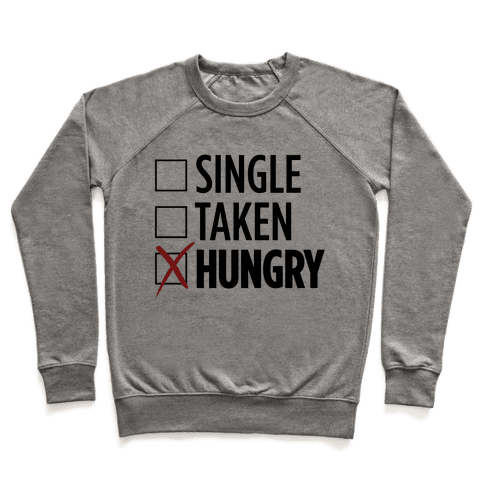 Status: Hungry Pullover