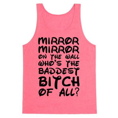 Mirror Mirror On the Wall Tank Top