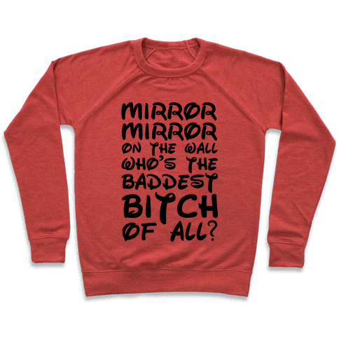 Mirror Mirror On the Wall Pullover