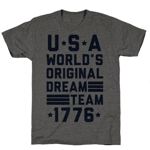 USA World's Original Dream Team 1776