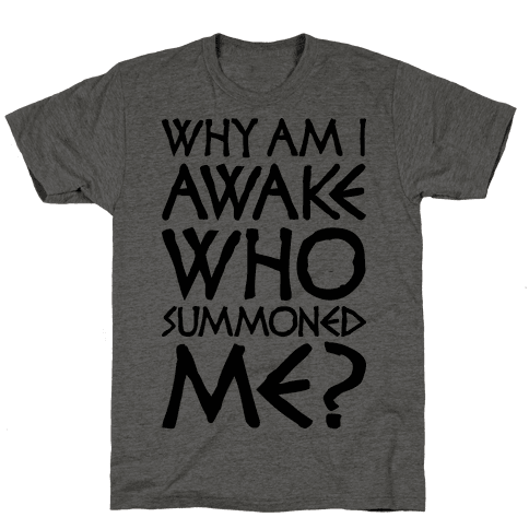 Who Summoned Me?