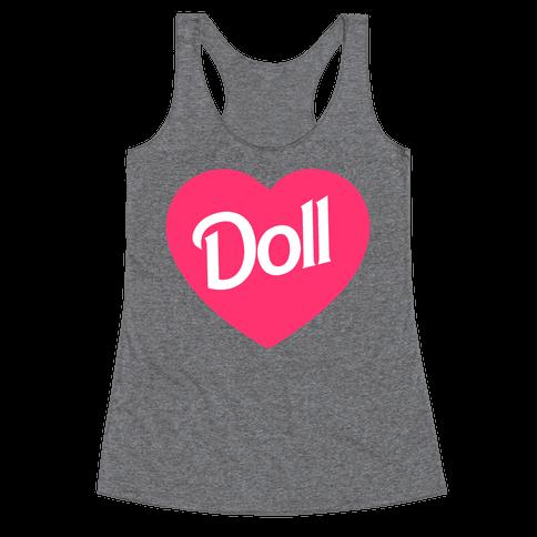 Doll Racerback Tank Top