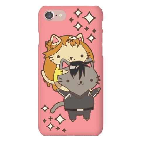 Sao Cat Cosplay Phone Case