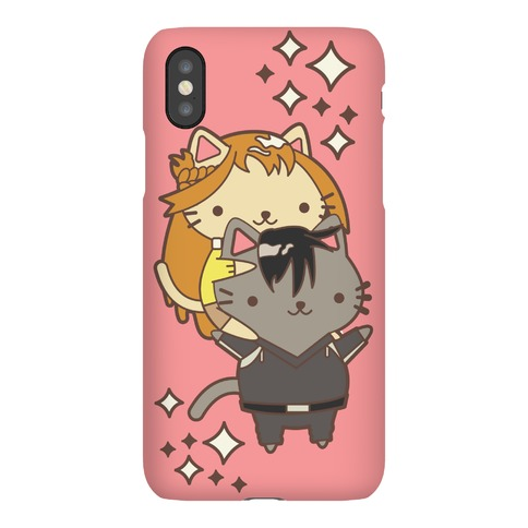 Sao Cat Cosplay Phone Case