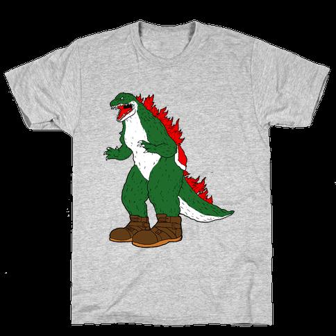 Yoshizilla Mens T-Shirt