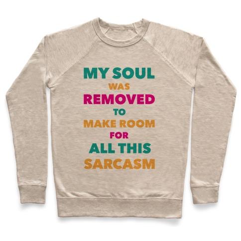 Sarcasm Pullover