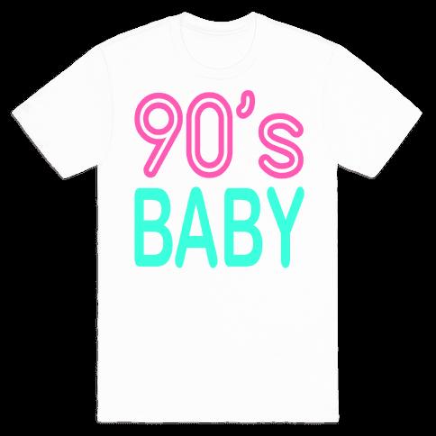90's Baby Mens T-Shirt