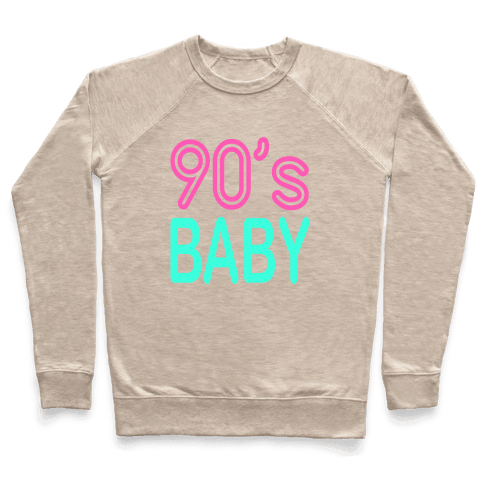 90's Baby Pullover
