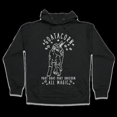 Goatacorn Hooded Sweatshirt