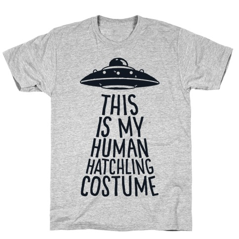 This is My Human Hatchling Costume T-Shirt