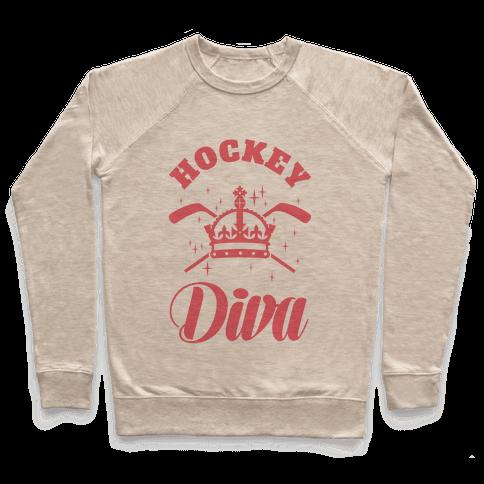 Hockey Diva Pullover