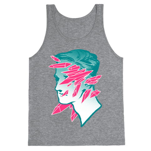Crystal Faced Stranger Tank Top