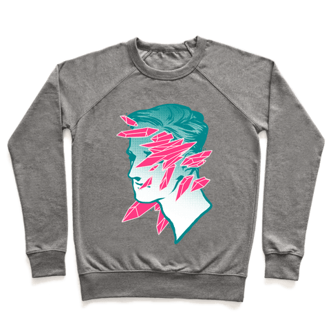 Crystal Faced Stranger Pullover