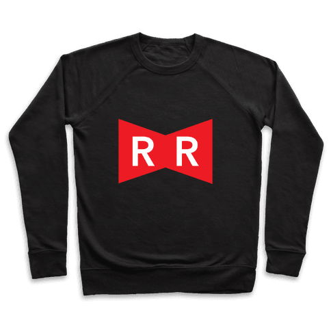 Red Ribbon Army Pullover